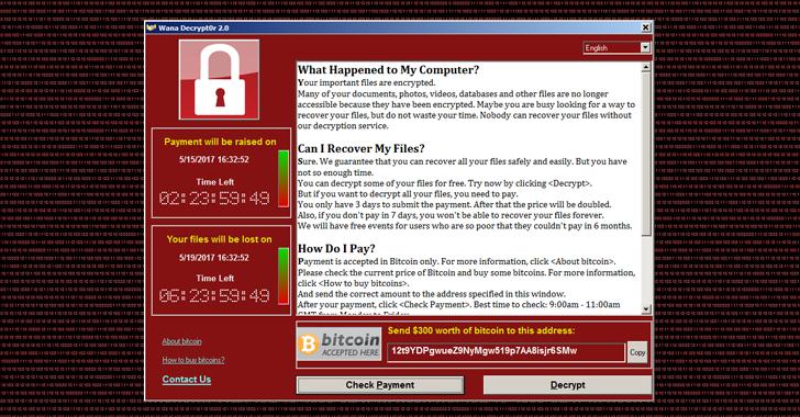 Így tudhatja meg egyszerűen, fenyegeti-e (még) a gépét a WannaCry zsarolóvírus